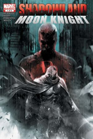Shadowland: Moon Knight #1