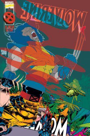 Wolverine #91