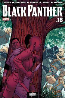 Black Panther (2016) #18