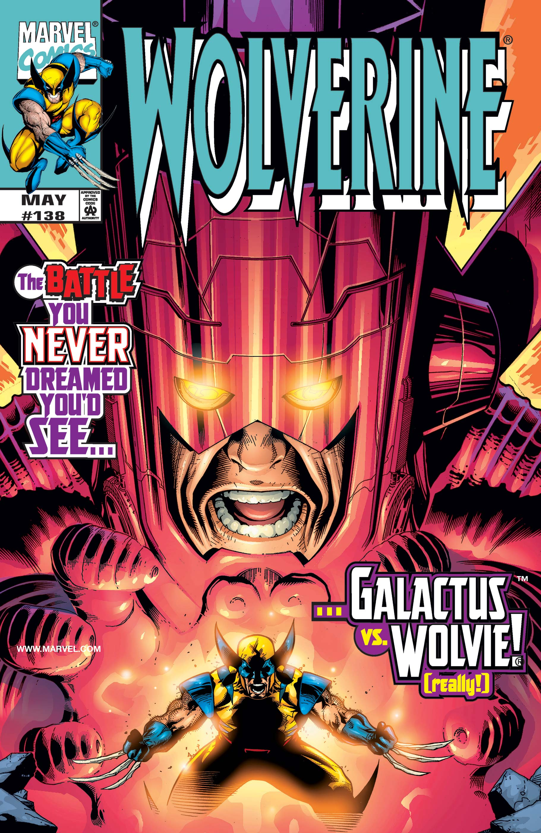Wolverine (1988) #138