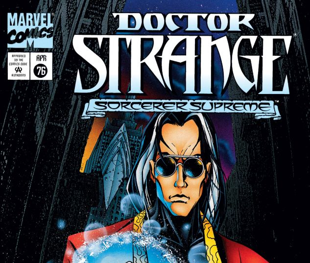 Cover for Doctor Strange, Sorcerer Supreme 76