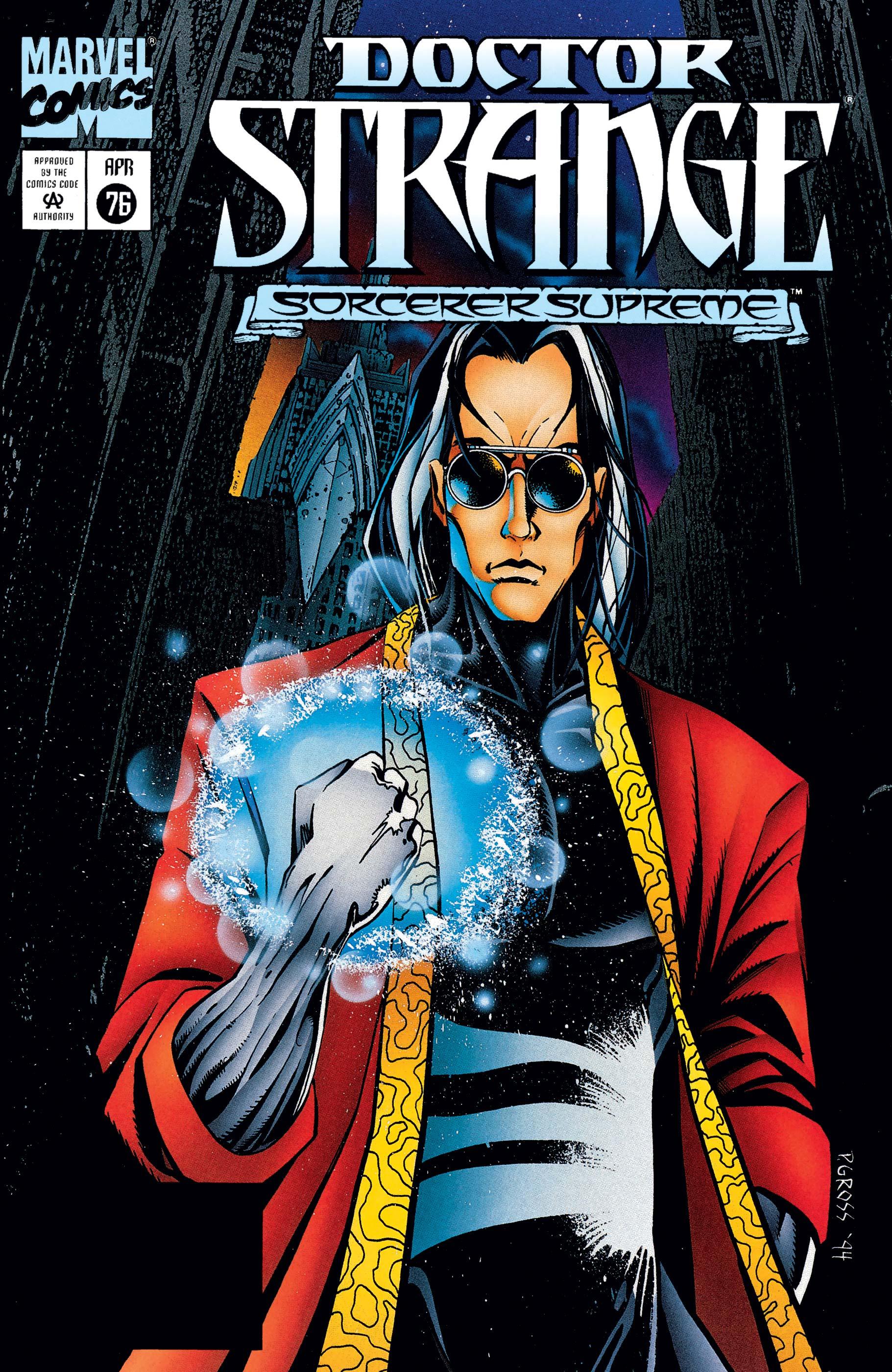 Doctor Strange, Sorcerer Supreme (1988) #76