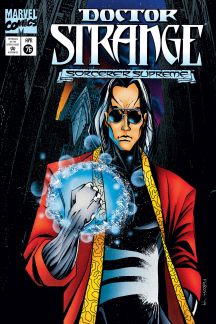 Doctor Strange, Sorcerer Supreme #76