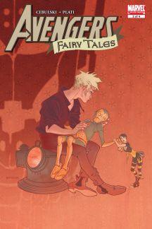 Avengers Fairy Tales #2