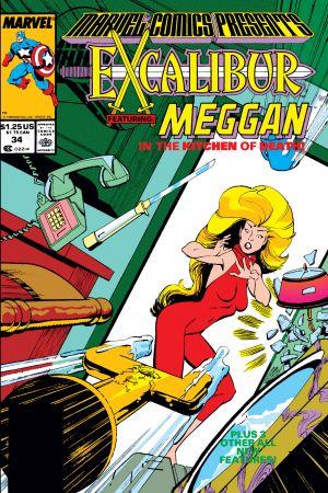 Marvel Comics Presents (1988) #34