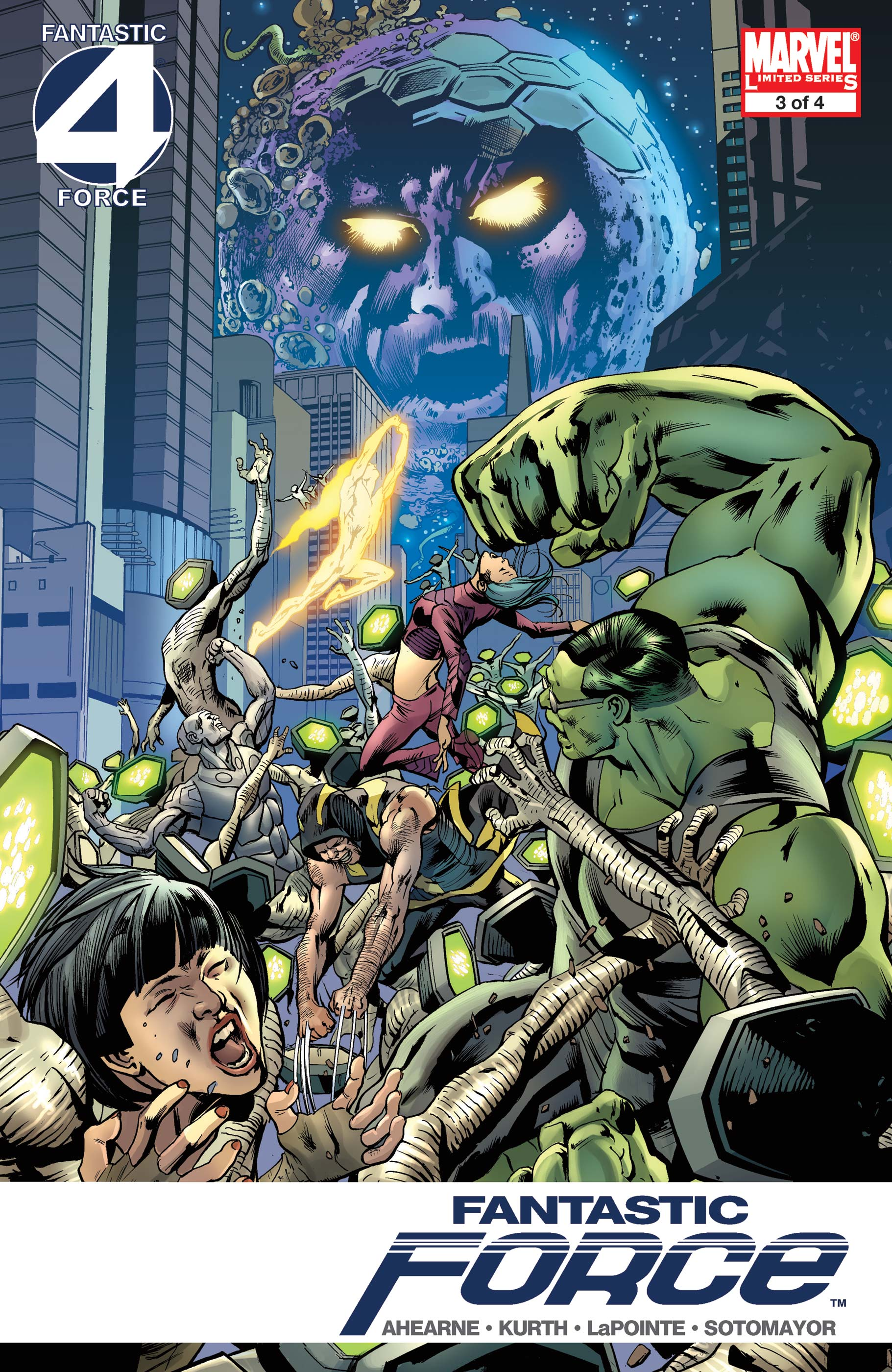 Fantastic Force (2009) #3