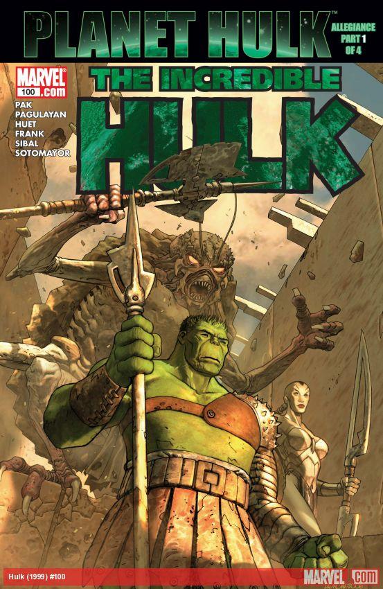 Hulk (1999) #100