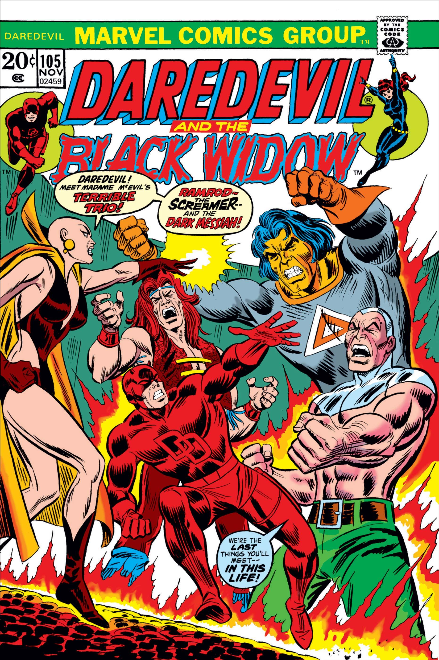 Daredevil (1964) #105