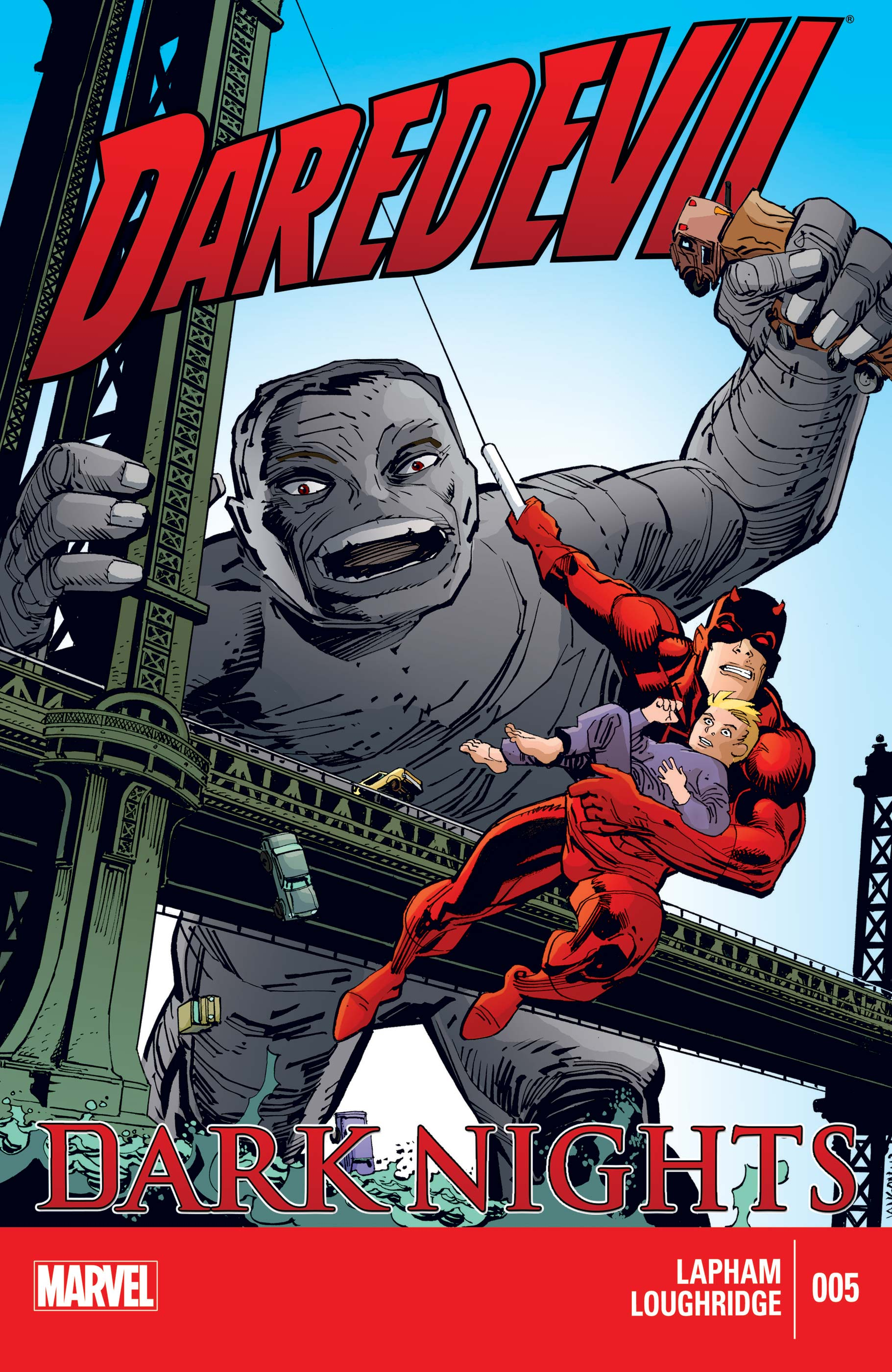 Daredevil: Dark Nights (2013) #5