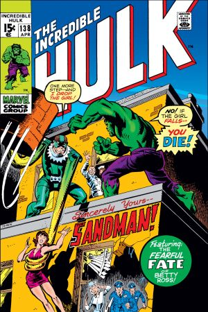 Incredible Hulk #138