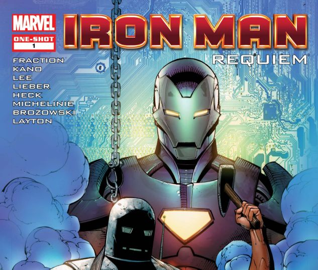 Iron Man: Requiem (2009) #1