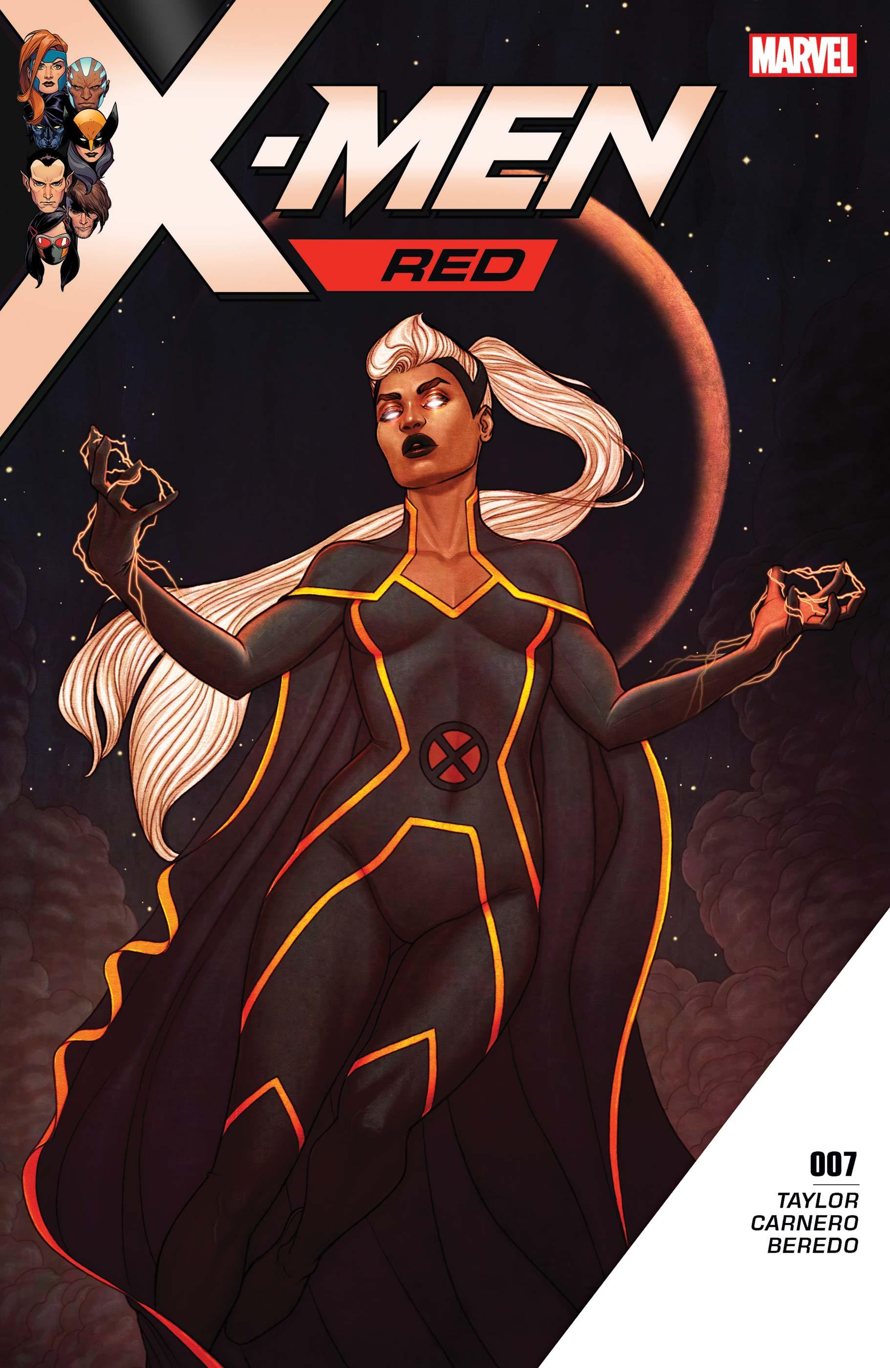 X-Men: Red (2018) #7