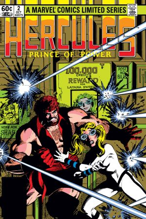 Hercules: Prince of Power (1982) #2