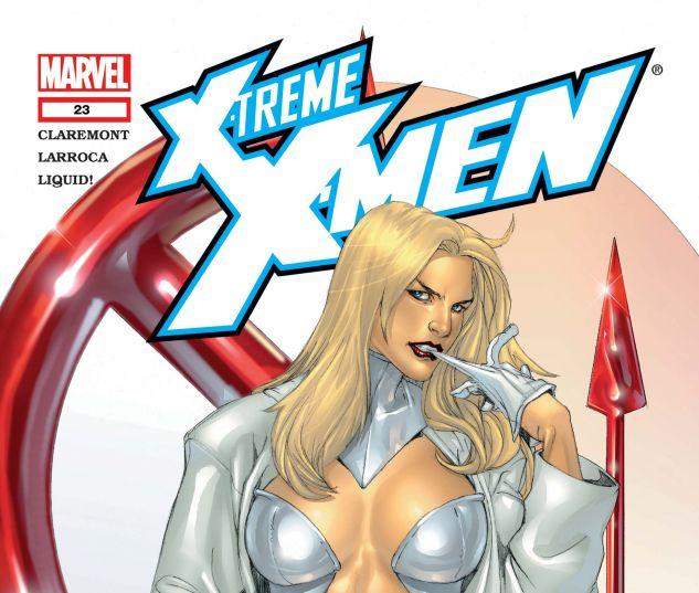 X-TREME X-MEN (2001) #23