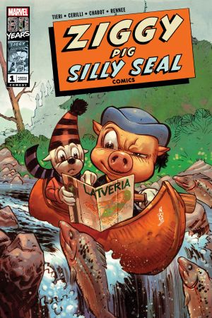 Ziggy Pig - Silly Seal Comics #1