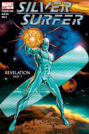 Silver Surfer (2003) #13