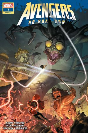 Avengers No Road Home (2019) #7