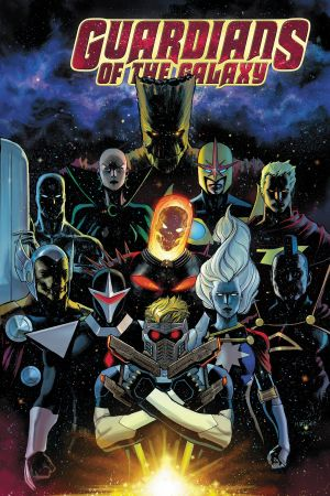 GUARDIANS OF THE GALAXY VOL. 1: THE FINAL GAUNTLET TPB (Trade Paperback)