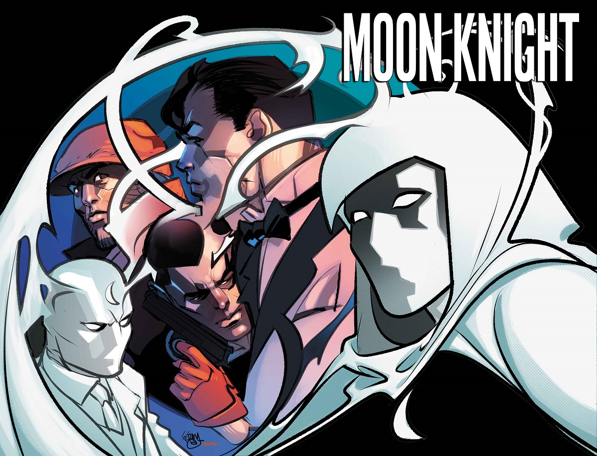 Moon Knight Annual (2019) #1 (Variant)