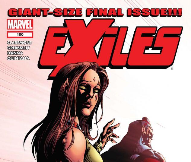 EXILES (2001) #100