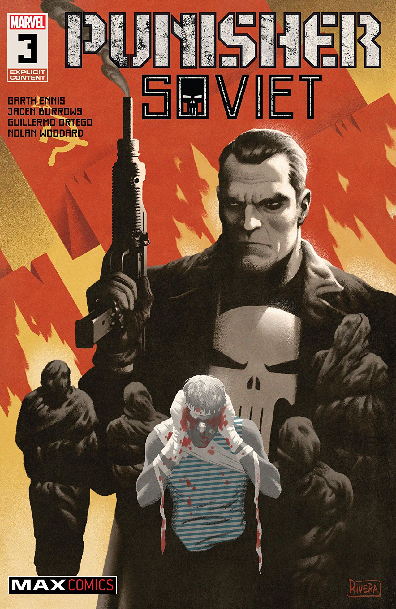 Punisher: Soviet (2019) #3
