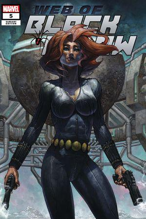 The Web of Black Widow (2019) #5 (Variant)