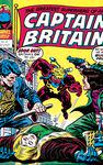 Captain Britain #28