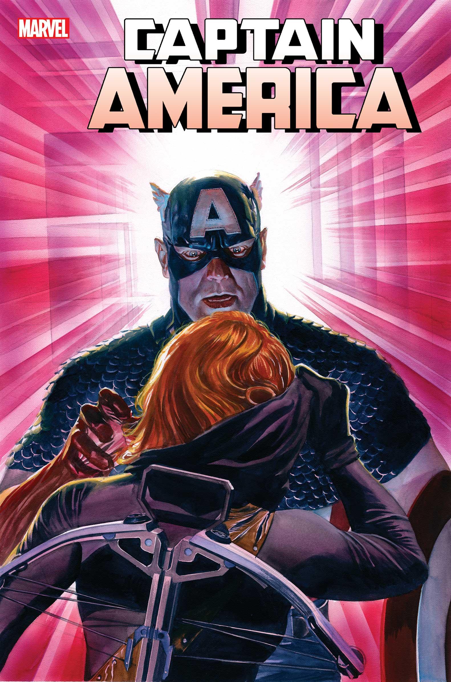 Captain America (2018) #19