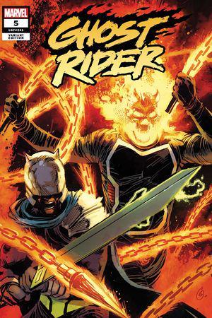 Ghost Rider (2019) #5 (Variant)