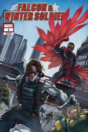 Falcon & Winter Soldier #1  (Variant)