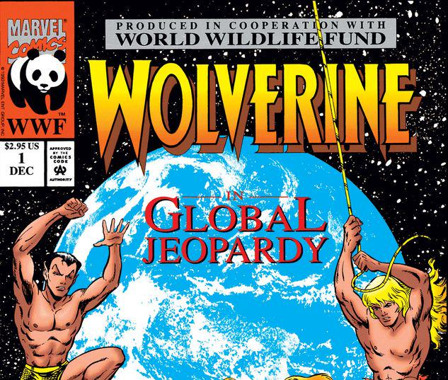 WOLVERINE GLOBAL JEOPARDY 1 #1