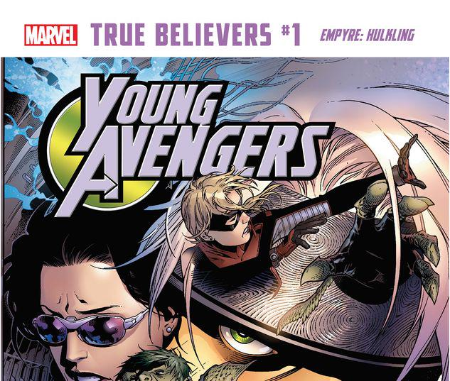 TRUE BELIEVERS: EMPYRE - HULKLING 1 #1