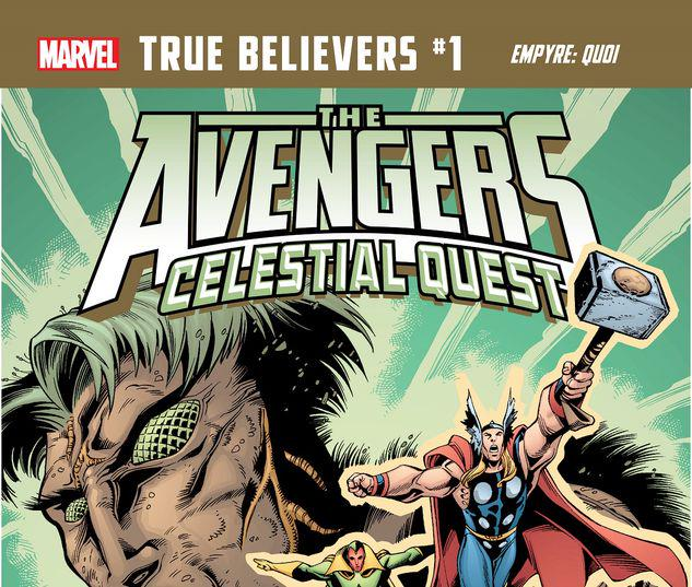 TRUE BELIEVERS: EMPYRE - QUOI 1 #1