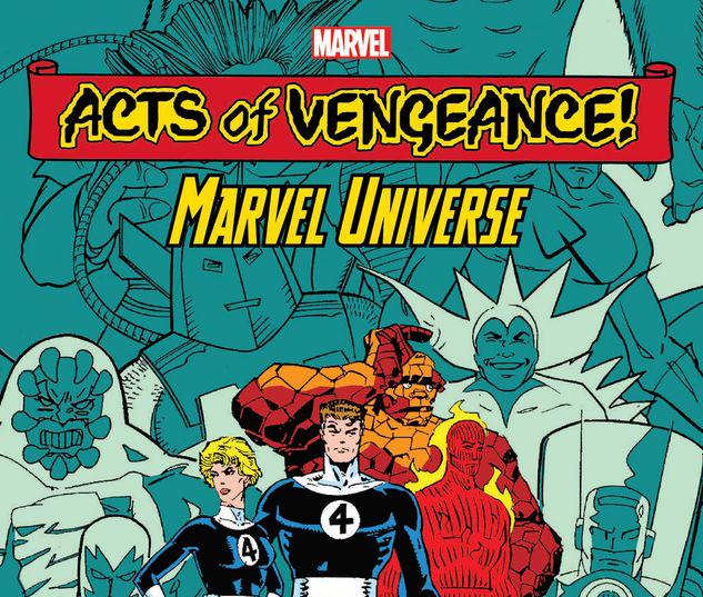 ACTS OF VENGEANCE: MARVEL UNIVERSE TPB #1