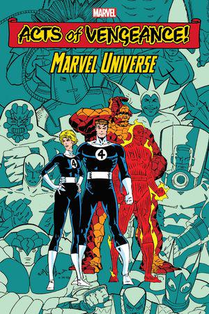 ACTS OF VENGEANCE: MARVEL UNIVERSE TPB (Trade Paperback)