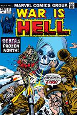 War Is Hell (1973) #11 cover