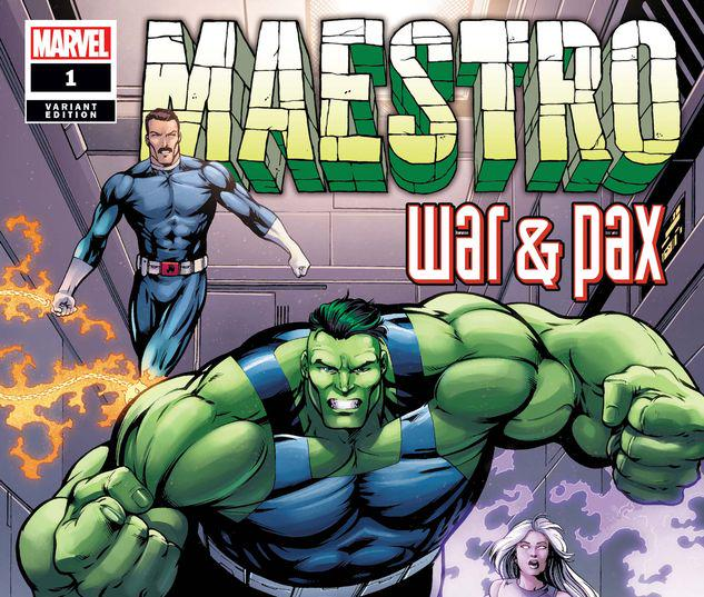 Maestro: War and Pax #1