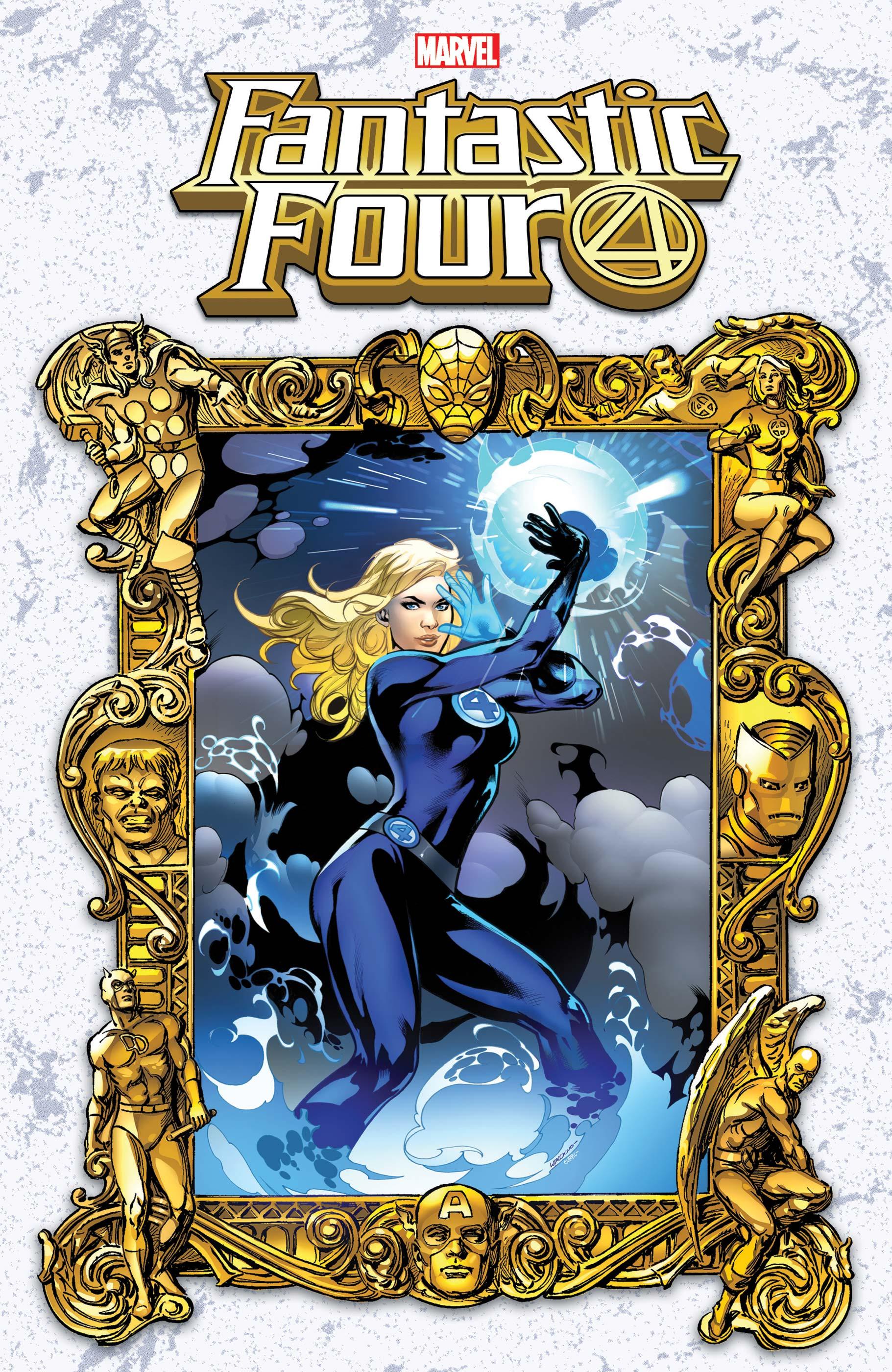 Fantastic Four (2018) #29 (Variant)