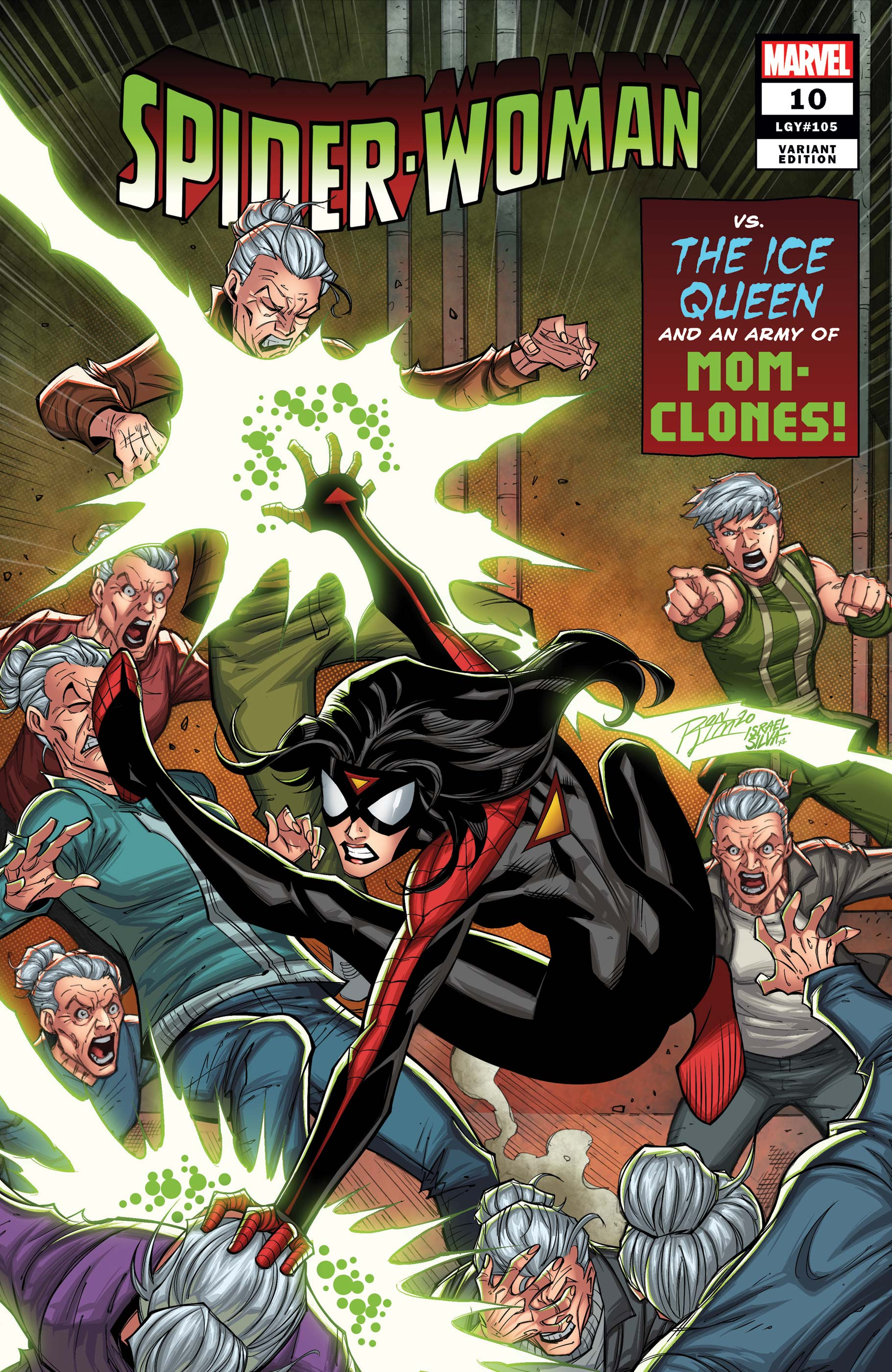 Spider-Woman (2020) #10 (Variant)