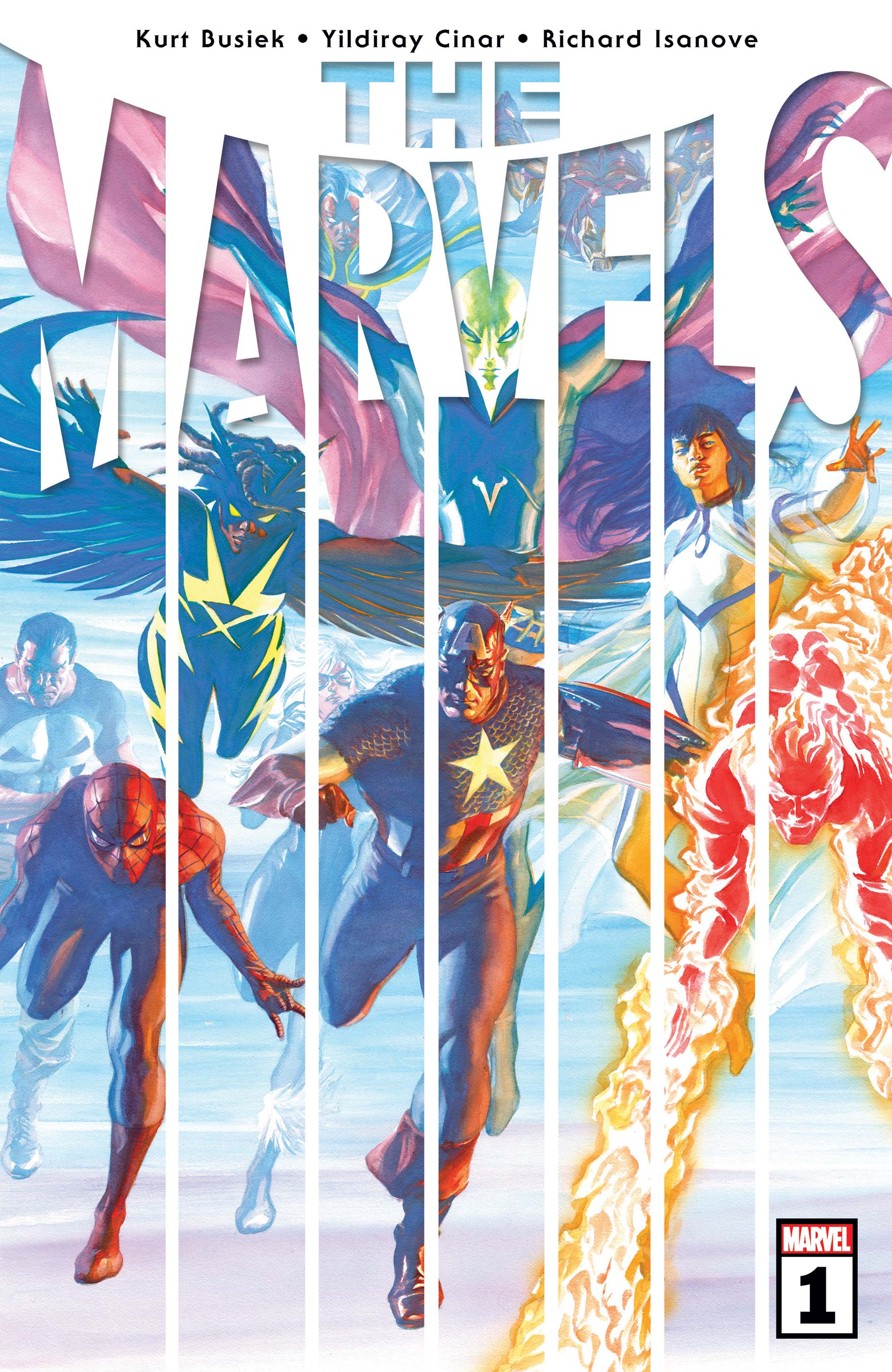 The Marvels (2021) #1