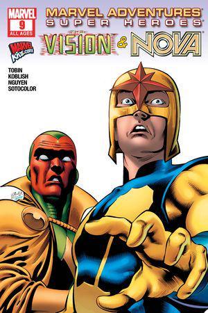 Marvel Adventures Super Heroes #9