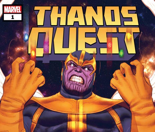 THANOS QUEST: MARVEL TALES 1 #1