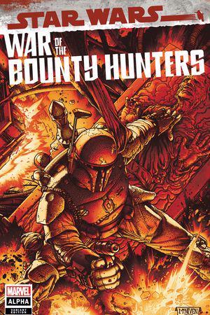Star Wars: War Of The Bounty Hunters Alpha (2021) #1 (Variant)