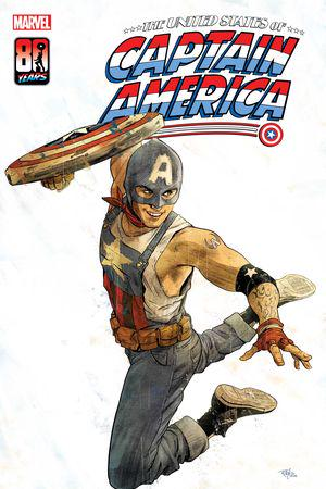 The United States of Captain America (2021) #1 (Variant)