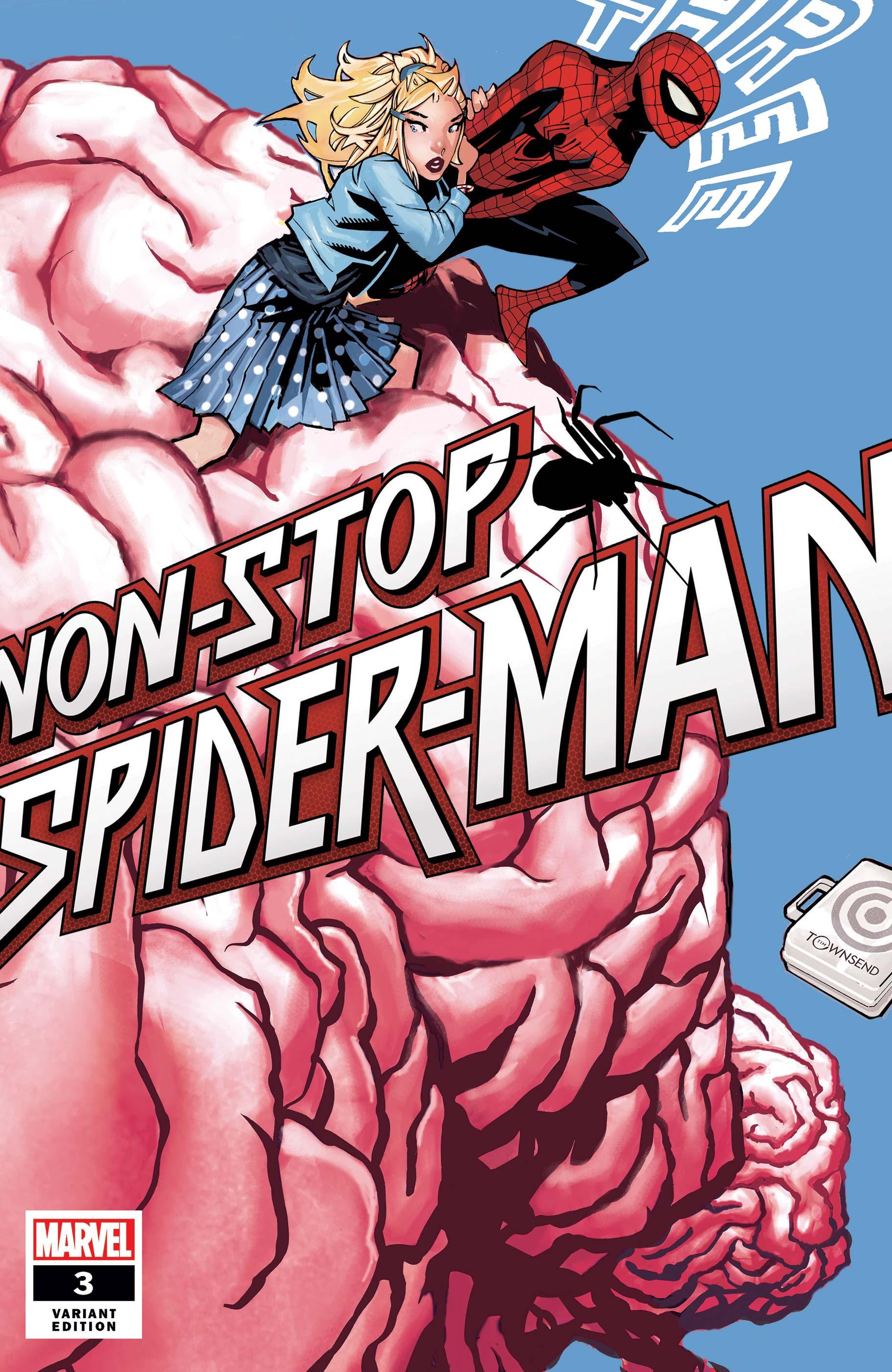 Non-Stop Spider-Man (2021) #3 (Variant)