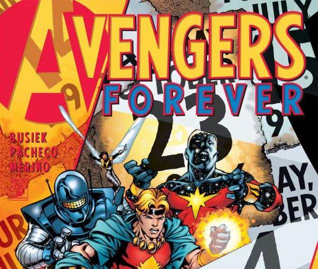 Avengers Forever #5