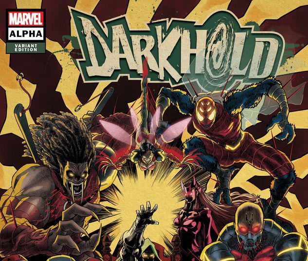 THE DARKHOLD ALPHA 1 SUPERLOG VARIANT #1