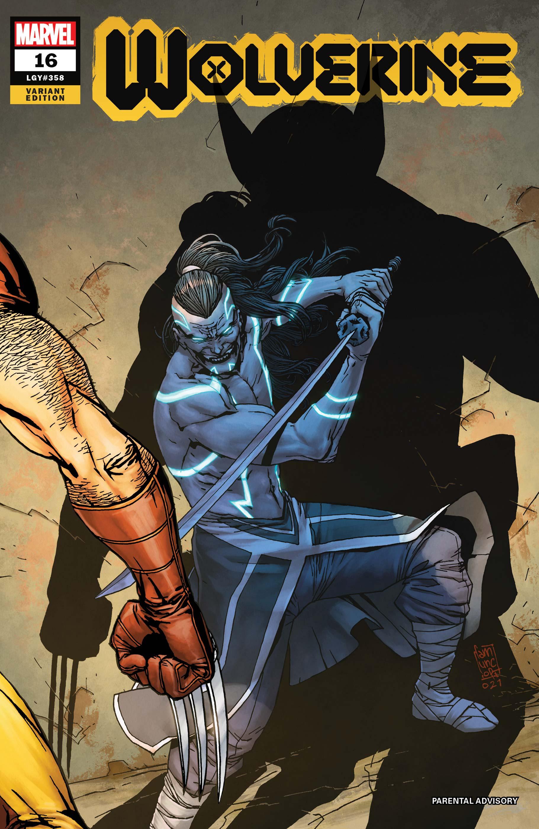 Wolverine (2020) #16 (Variant)