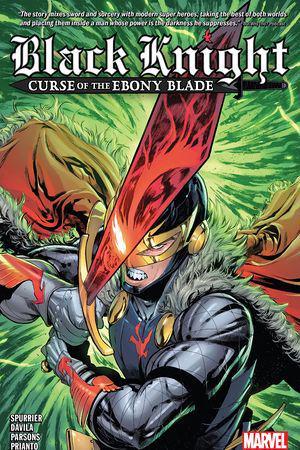 Black Knight: Curse Of The Ebony Blade (Trade Paperback)