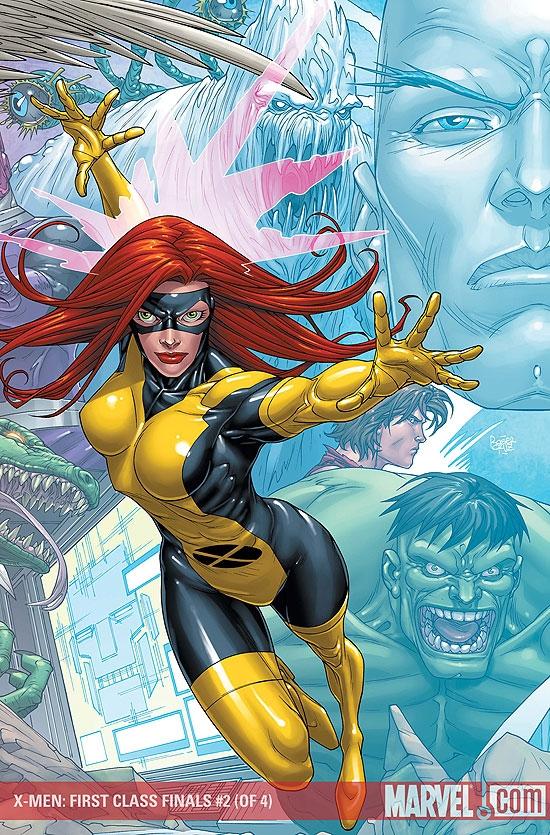 X-Men: First Class Finals (2009) #2